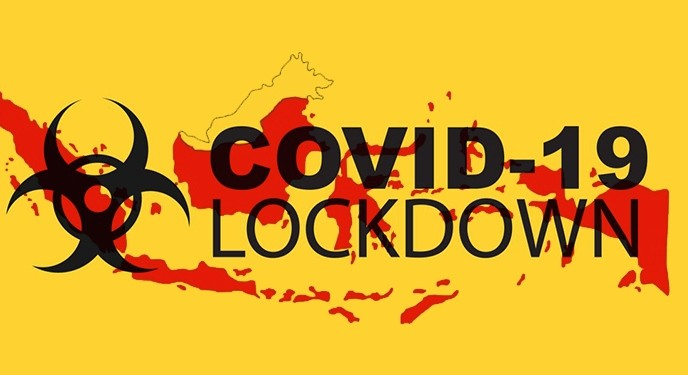 lockdown due to coronavirus