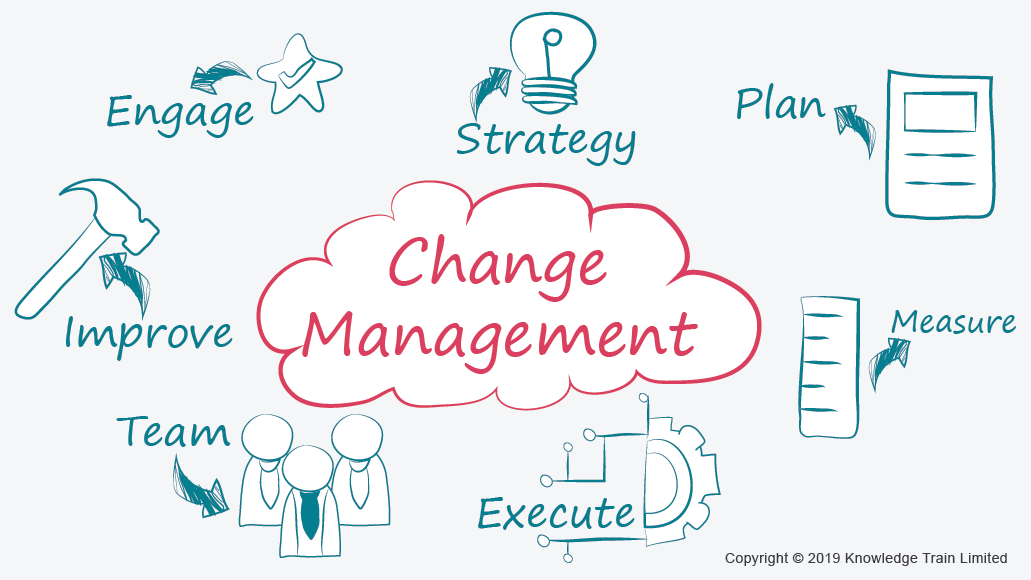 Change Management - Essay Writing Assignment